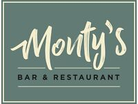 Full Time Barista - Montys