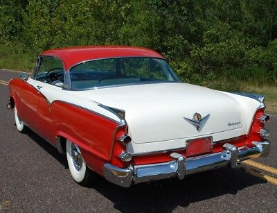 1955 Dodge Custom Royal Lancer coupe, Refrigerator Magnet, 40 MIL  - Custom Fridge Magnets