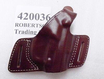 Triple K Leather Black Widow ty Holster 420036 Beretta 92 Taurus 92 917 CZ75 ty