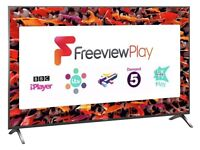 Panasonic 65 Inch TX-65FX700B 50Hz WiFi Freeview HD Smart 4K UHD TV