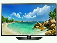 "LG 32"" LED tv built in HD freeview USB media player full hd 1080p."