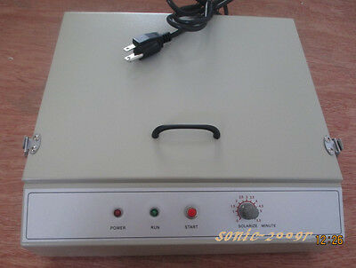 Uv Exposure Unit For Hot Foil Pad Printing Pcb Usg
