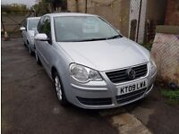 VW Volkswagen Polo 1.4 (auto)(1 YEAR WARRANTY FREE)