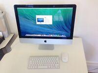 "iMac 21.5"" (late 2013) 2.7 GHz i5 / 8GB RAM / 1TB HD"