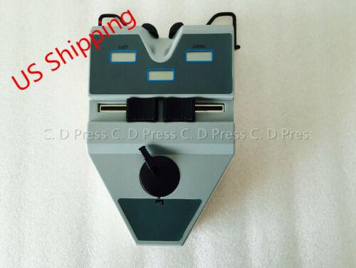 US Shipping LY-9C Digital PD Meter Pupilometer Interpupillary Distance Teser