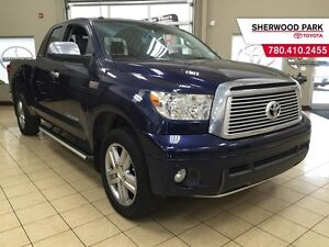 "2013 Toyota Tundra 4WD Double Cab 146"" 5.7L Limited-NEW TIRES!!"