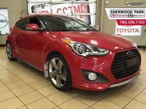 2013 Hyundai Veloster 3dr Cpe Man Turbo-CLEARANCE!!