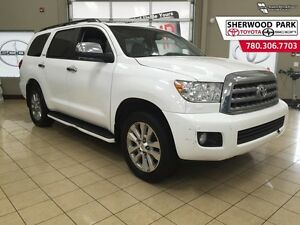 2012 Toyota Sequoia 4WD 4dr 5.7L Limited