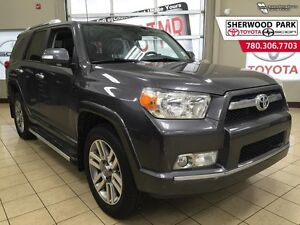 2012 Toyota 4Runner 4WD 4dr V6 LIMITED-CLEARANCE