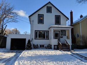 Updated photos - 4 bedroom - Central Halifax