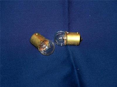 1953 1954 1955 1956 1957 Cadillac Fog Lamp Turn Signal Bulbs Pr 12 Volt