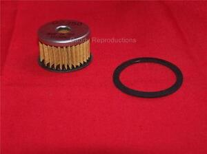 1946-1967-Cadillac-Fuel-Filter-Element-46-67-w-out-A-C