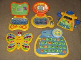 Vtech, Benstalk electronic toys