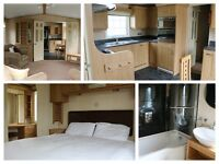 A stunning 1 bedroom Holiday Home with its own utility room. Go on holiday for as long as you want!!