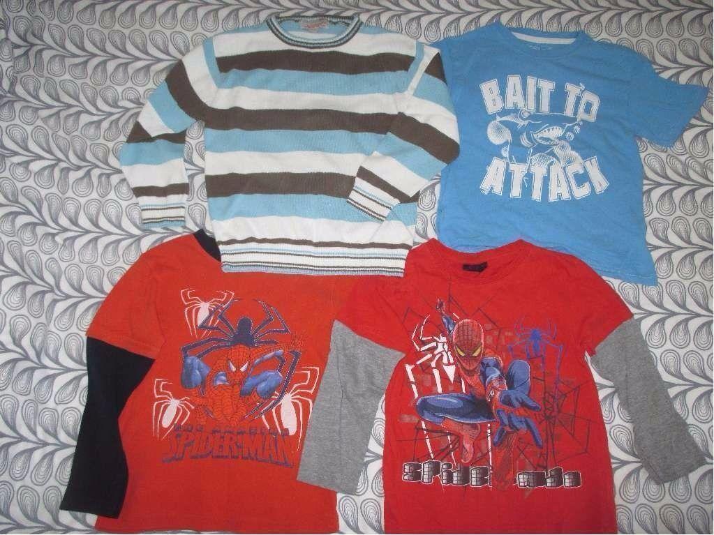 Boys 6-7 years bundle