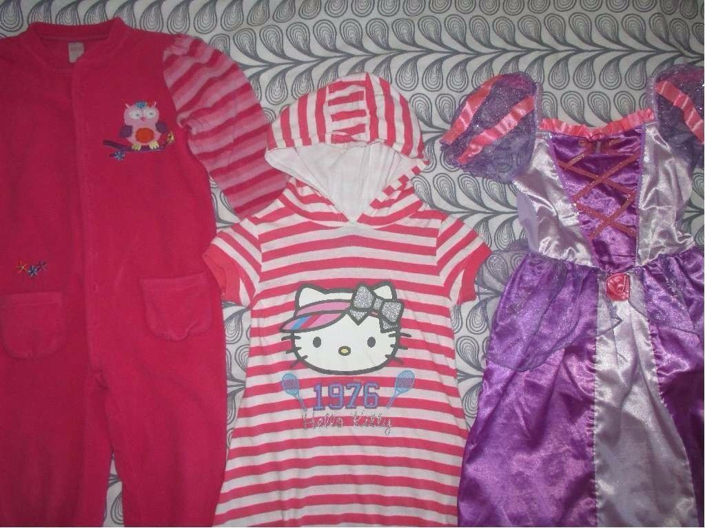 Girls 3-4 yrs small bundle
