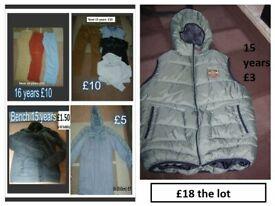 dade71fa691d River island girls denim jacket