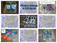 boys shoes size 3 prices on picures collection from didcot smoke and pet free home