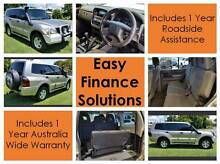 2004 Turbo Diesel Mitsubishi Pajero 4x4 - Finance Available Westcourt Cairns City Preview
