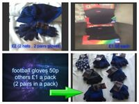 boys winter hats, gloves and snoods all new all one size