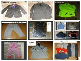 boys clothes 9-10