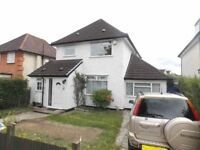 Large 4 Bedroom House with Driveway + Garden - 2 Toilets - Gas Central Heating - Available Now