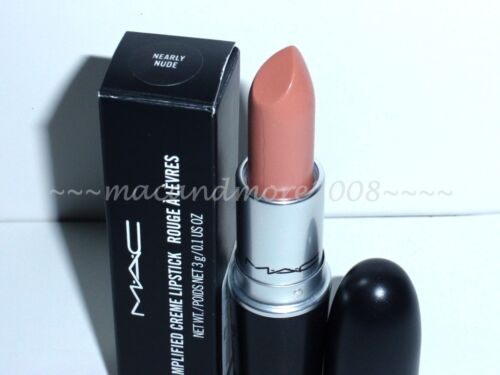 Amplified Creme Lipstick NIB Authentic