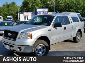 2006 Ford F-150 XLT 4X4 Extended Cab