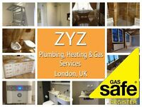Plumbing, Heating & Gas Services. Gas Safety Certificate