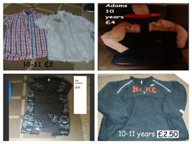 boys clothes 10-11
