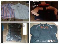 boys clothes 10-11