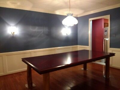 8' Conference table Top (Local pick up) Keswick Collection
