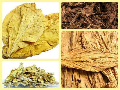 Virginia und Burley 50/50 Rohtabak 1Kg Tabakblätter Mix