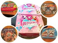 Cards and magiki box