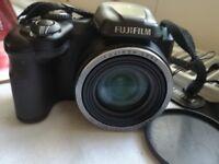 Digital camera Fujifilm Finepix S8600 used 2 times