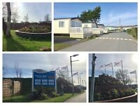 Cheap Static Caravans for sale at Trecco Bay, Porthcawl. Sea Views available.
