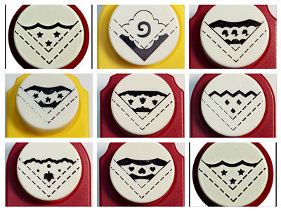 Paper Punches - DECORATIVE CORNER - MANY PUNCHES TO CHOOSE FROM - You (Decorative Corner Punch)