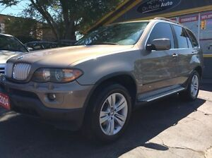 2004 BMW X5 4.4i--CERTIFIED--EASY FINANCING-- LOW PAYMENTS