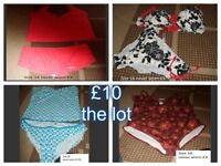 ladies swim wear bundle size 16 from a smoke and pet free home collection from didcot