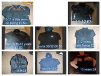 boys coats prices on pictures 11-15 years