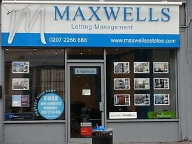 Experienced Letting Negotiator Required to Start Immediately in N1, London