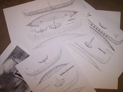 viking ships plans