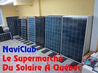 Panneau solaire Silver Extreme Sun-watts 245W 1.42$/Watts, 17A @ Québec City Québec Preview