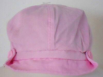 Baby Gap Girl's Pink Corduroy Newsboy Hat Sizes Xs/s, S/m, M/l