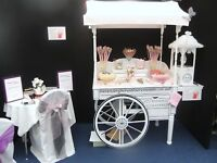 CANDY CART FOR HIRE, BUFFET, CUPCAKES ETC - ALL FUNCTIONS