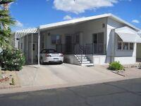 Park Model for Rent - Monte Vista Village Resort, Mesa, AZ