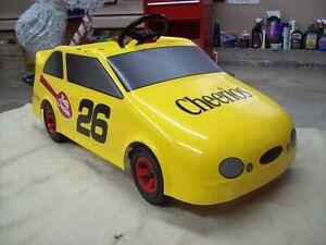 NASCAR PROMOTIONAL COLLECTOR PEDAL CAR
