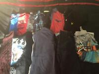 Boys bundle of clothes. 7-8 years.