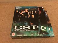 CSI season 5 DVD boxset