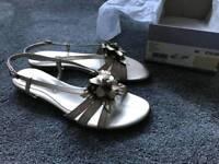 Jane Shilton Sandals Size UK 7 - new in box